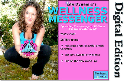 Wellness Messages From British Columbia