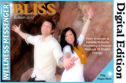 Bliss Wellness Messenger Magazine