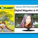 New Year 2018 Bliss Planet Digital Magazine