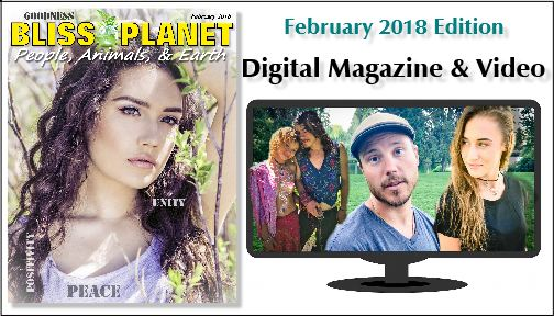 Bliss Planet February 2018 Edition